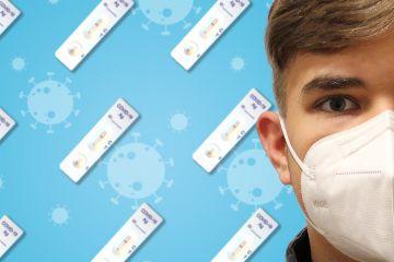 Durchführung von kostenfreien Antigen-Tests an Schulen